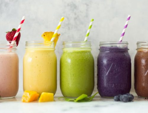 Top 10 Breakfast Smoothie Recipes